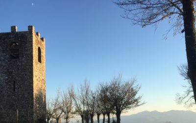 Mulattiera di Montecatino (Lucca)