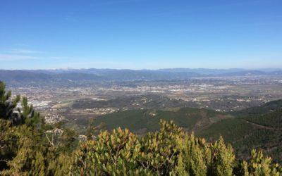 Itinerario del Monte Vallone (Lucca – Capannori)