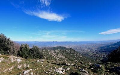 Itinerario Monte Moriglion di Penna – Monte Cotrozzi (Lucca)